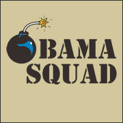 Obama Squad - Funny Obama Election Shirt