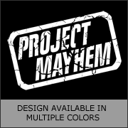 Project Mayhem Fight Club t-shirt
