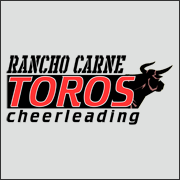 Rancho Carne Toros Cheerleading t-shirt