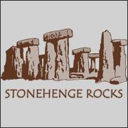 Stonehenge Rocks - funny t-shirt