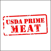 USDA Prime Meat Funny T-Shirt